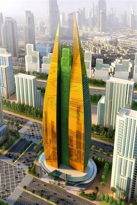 Trump Tower Apartments by Flame Towers Guide Propsearch Dubai