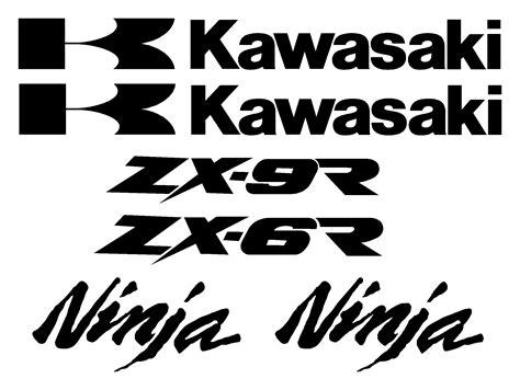 kawasaki decal motor arcade