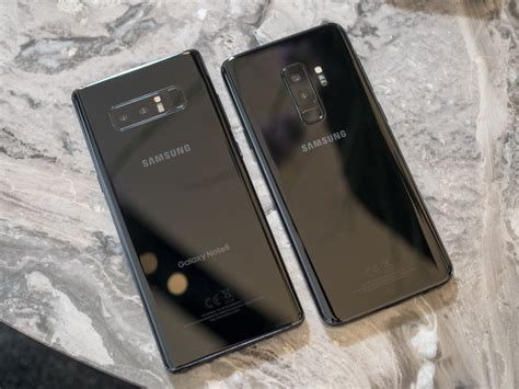 galaxy s9 vs galaxy note 8 which should you buy