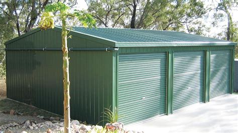 Domestic Sheds by Australian Steel Kits Domestic Sheds