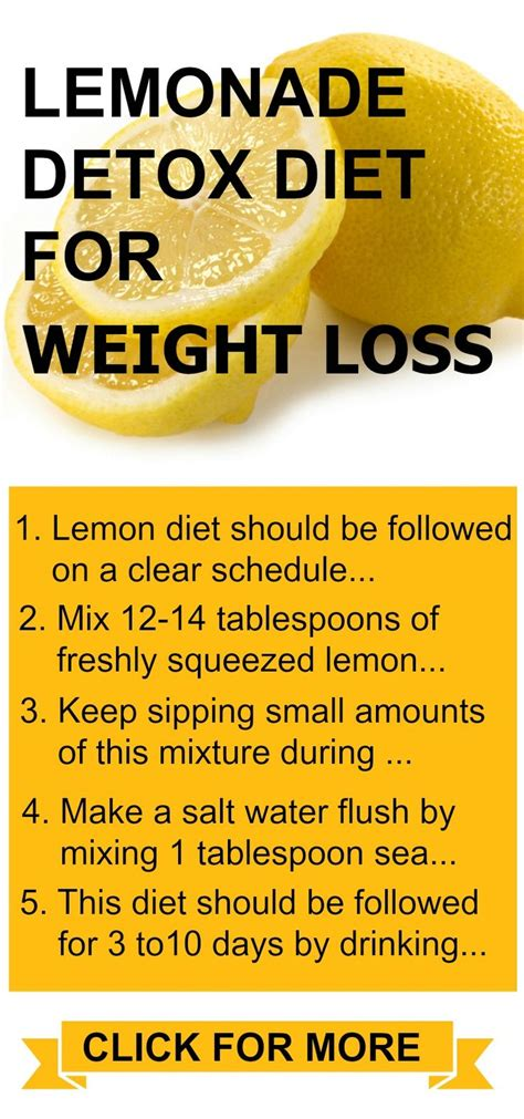 Lemon Diet Detox Results by 1000 Ideas About Lemonade Diet On Cleansing