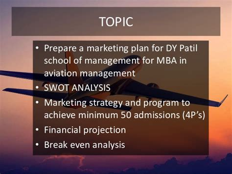 Mba Marketing Scope In Future by Marketing Management Ppt