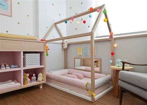 Montessori Bed Frame How To Prepare A Montessori Baby Room