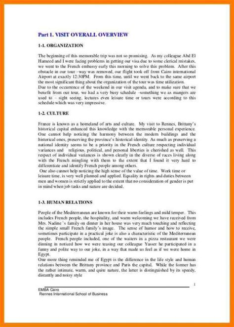 field monitoring visit report template field trip report template impression monitoring