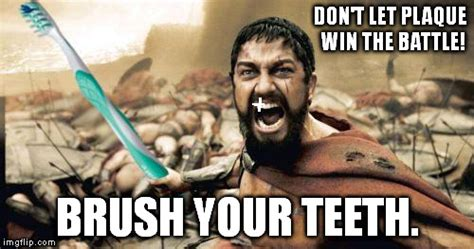 Brushing Teeth Meme - some company should use this to advertise their toothpaste