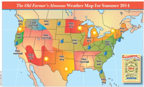 will this summer be a scorcher farmers almanac meteorologists predict record shattering snowfall coming soon