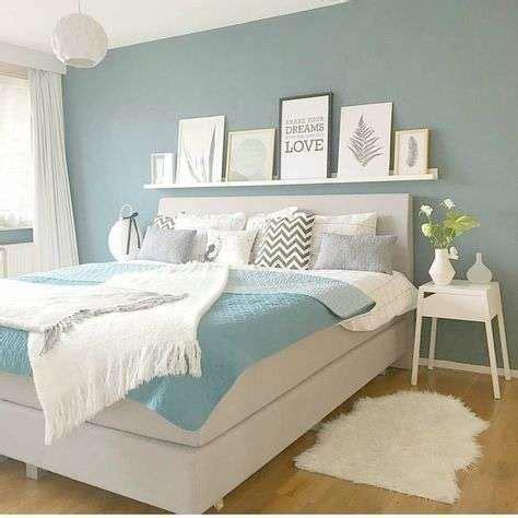 como decorar una habitacion en blanco colores perfectos para pintar las paredes del dormitorio
