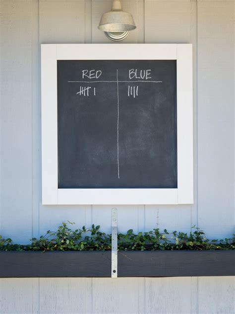 chalkboard paint for outside outdoor chalkboard paint 15 cool outdoor chalkboard