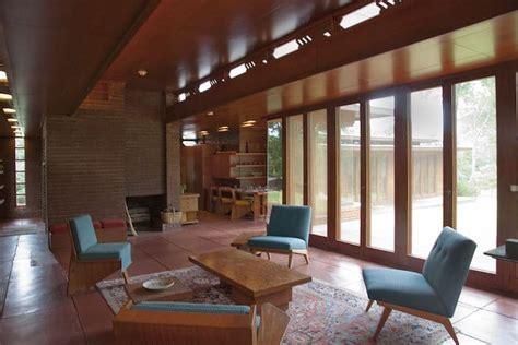 frank lloyd wright interior home design