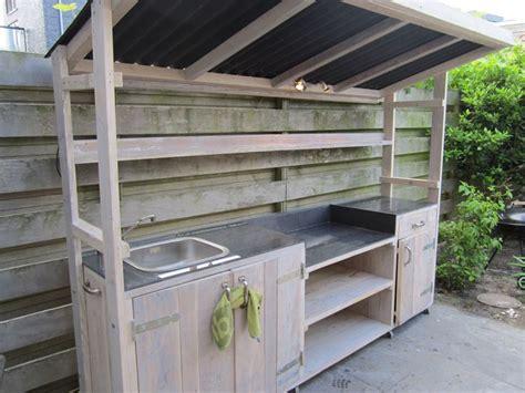 simple outdoor kitchen buitenkeuken zelf maken google zoeken outdoor kitchen