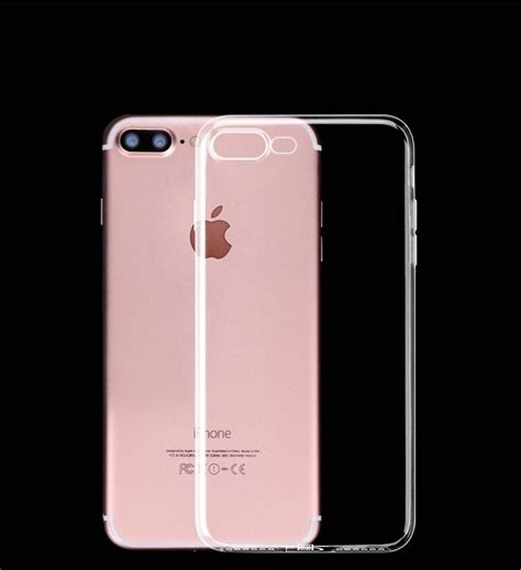 softshell slim iphone 7 plus softshell soft clear for iphone 7 plus
