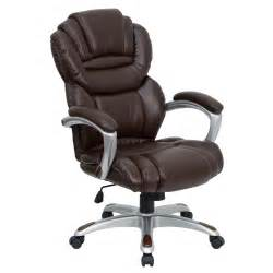 leather office chair desk chairs executive home decoration club