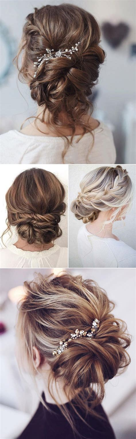 Wedding Updo Hairstyle Ideas 25 drop dead bridal updo hairstyles ideas for any wedding