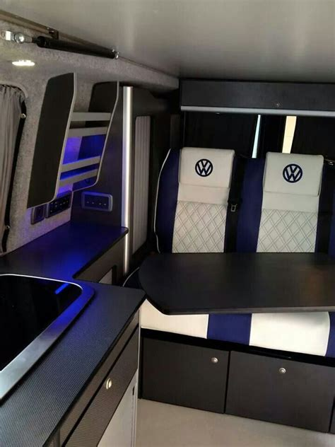 vw t5 interior layout ideas 36 best images about stunning vw interiors on pinterest