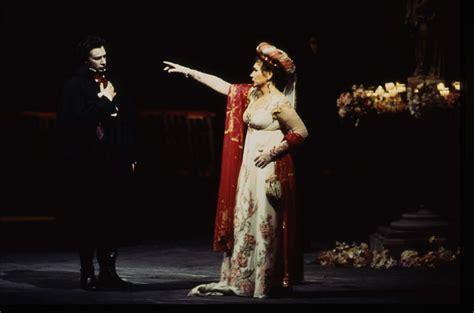 Smith Toska 2001 tosca seattle opera 50th anniversary