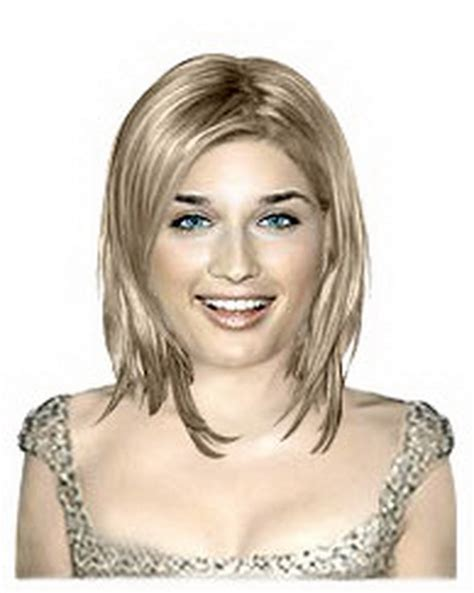 hairstyles for fine shoulder length layered hair medium layered hairstyles for fine hair