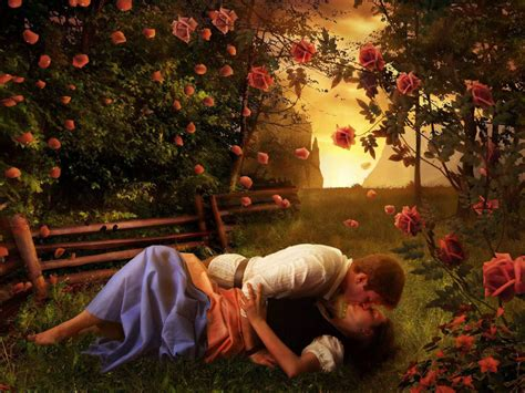 kiss  good night love pictures romantic wallpapers hd