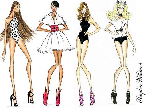 fashion illustration quiz hayden williams one in a ruled world