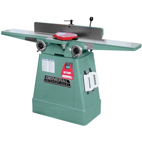 General International Table Saw by General International 13 6 In Jointer With