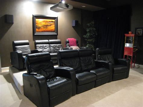 theater living room ideas media room contemporary home theater portland by pangaea interior design portland or
