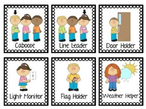 printable job cards for classroom 26 best classroom economy student jobs images on pinterest