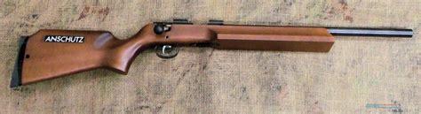 bench rest rifles for sale anschutz mod 64 sporter benchrest rifle 22 lr cal