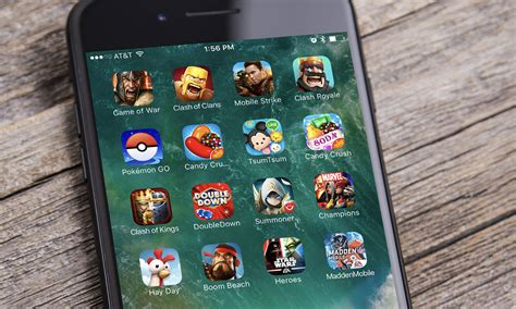 mobil gam supercell records 2 3 billion in revenues in 2016