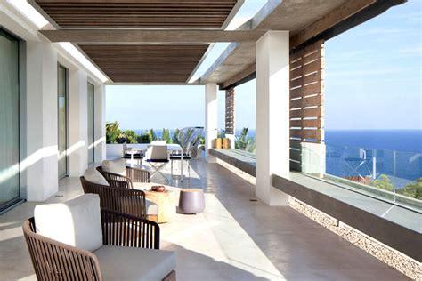 Home Lighting Design Dubai spanish style modern villa in ibiza interiorzine