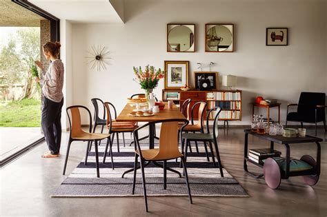 oga home design products vitra belleville chair