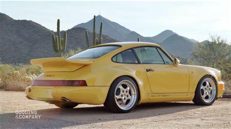 Porsche 964 Turbo S by Revealed 1993 Porsche 964 Turbo S Leichtbau