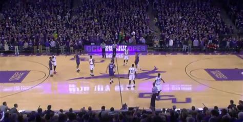 best college basketball student sections grand canyon university might have the best student