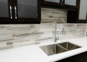lovely Simple Kitchen Designs Photo Gallery #8: Modern-Kitchen-Backsplash-with-Granite-Subway-Tiles-Ideas.jpg