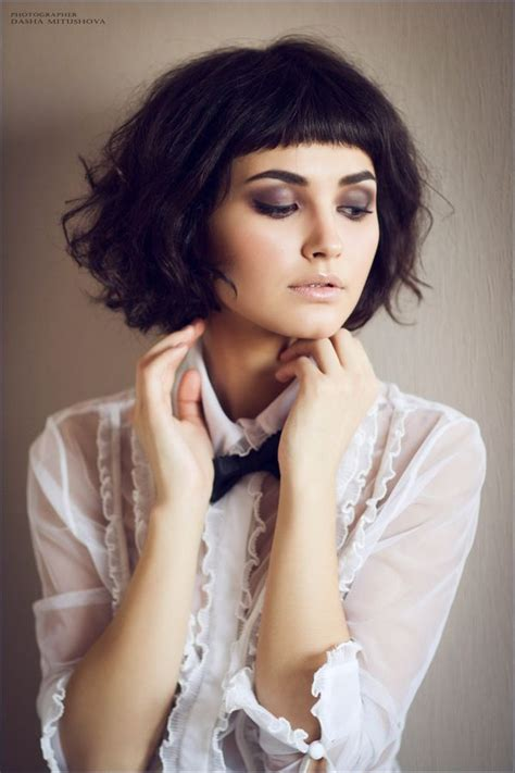 short bob with fring pieces 17 best ideas about short bangs on pinterest short