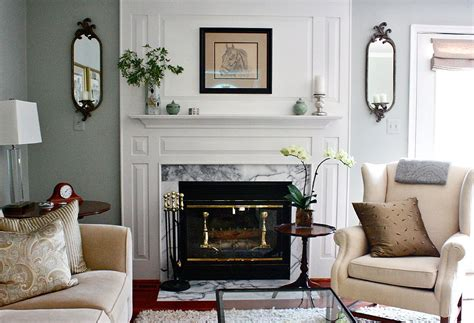 light sage green living room with blue accents relaxing we re currently loving sage green rooms one kings lane