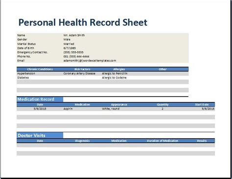 medical records invoice form free template sample dog health