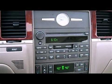 lincoln town car signature youtube