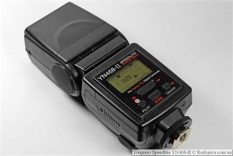 Yongnuo 468 Ii yongnuo speedlite yn468 ii for canon ttl digital cameras