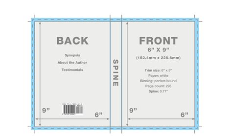 Template For Book Cover With Spine book cover template book cover templates designs for