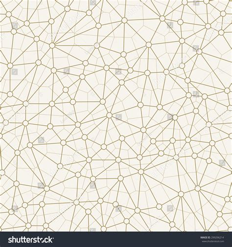 seamless network pattern seamless abstract network pattern with lines connecting