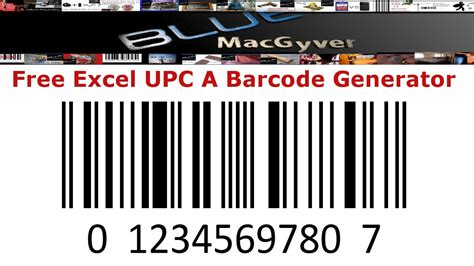 cancellation letter upc quot upc a quot barcode generator in excel for free