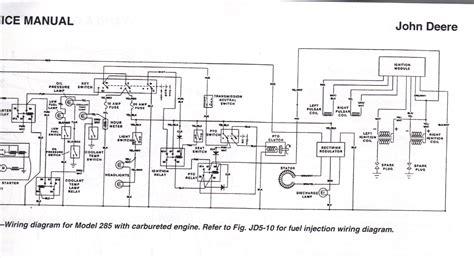 deere 4100 wiring diagram free wiring