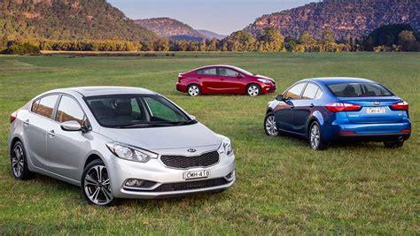 New Kia Cerato 2015 2015 Kia Cerato Si Review Road Test Carsguide