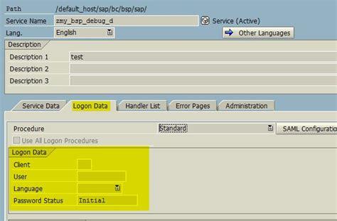 tutorial debug sap how to debug a bsp application a tutorial sap blogs