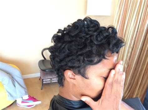 los angeles hair styling deals in los angeles groupon short hair style waves bettyboop pixie cuts los angeles