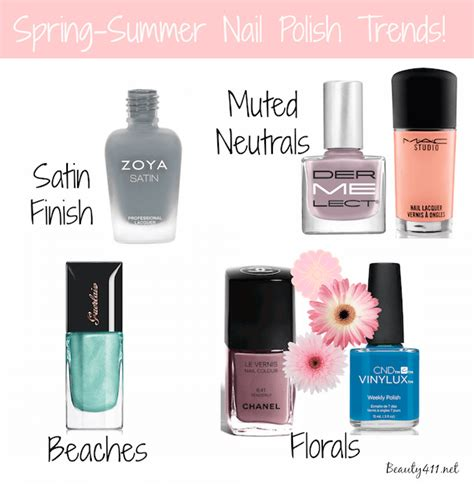 nail color trends 2015 spring summer 2015 nail polish trends
