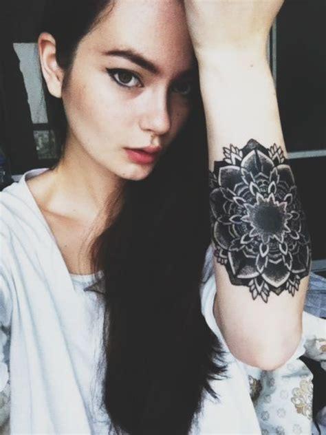 mandala tattoo arm girl mandala arm tattoo for girls tattooshunt com