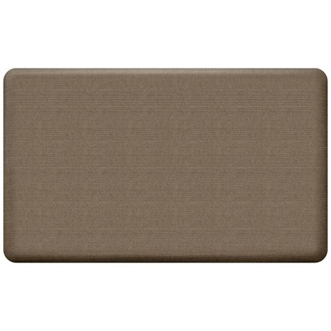 Home Depot Grass Mat by Newlife Designer Grasscloth Pecan 18 In X 30 In Anti