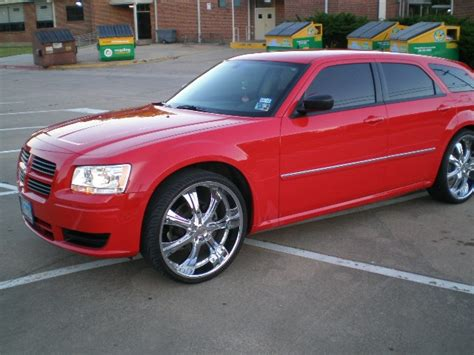 dodge magnum 2008 junebug66 2008 dodge magnum specs photos modification