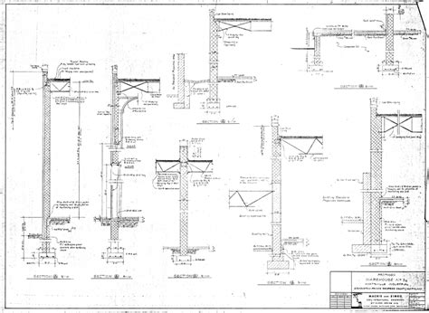steel building section steel building details pictures to pin on pinterest