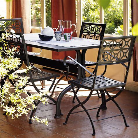 tavolo da giardino in ferro tavolo da giardino in ferro verniciato achille 160x85